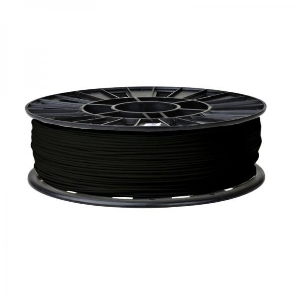 ABS катушка 1.75мм, 1кг Пластик для 3D печати. Черный