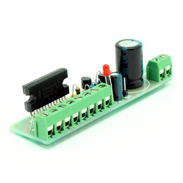 Усилитель НЧ 2х40 Вт (TD8560Q/TDA8563Q)