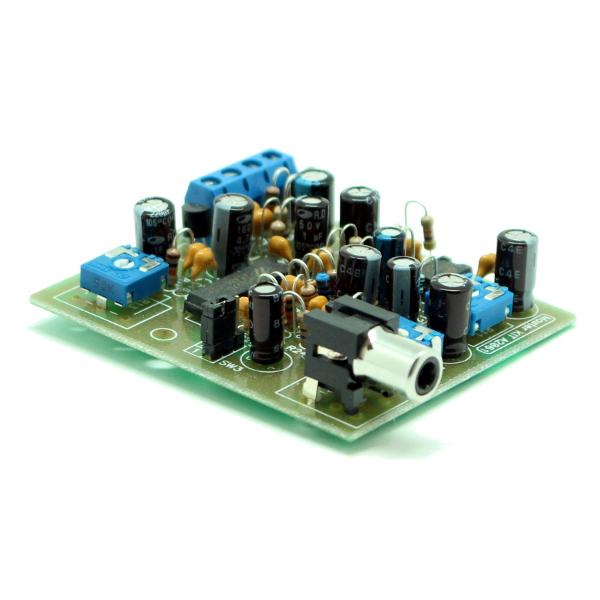 Электронный ревербератор (HT8970, эффект `эхо`/`объемный звук`)