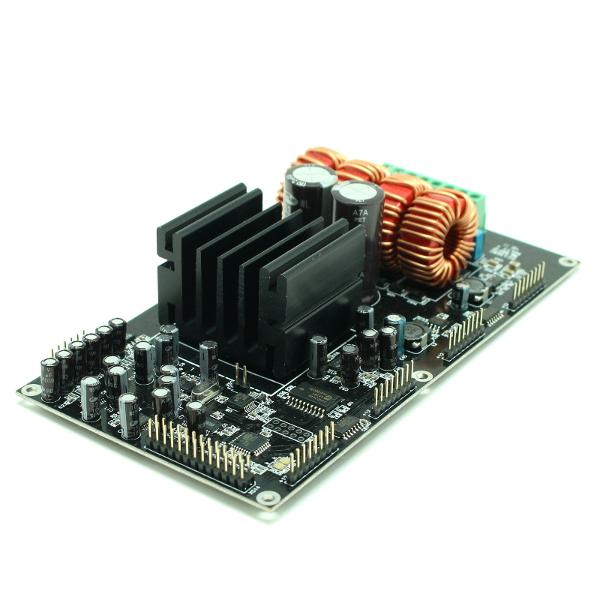 Цифровой усилитель «D»-класса 2х210 Вт 4 Ом