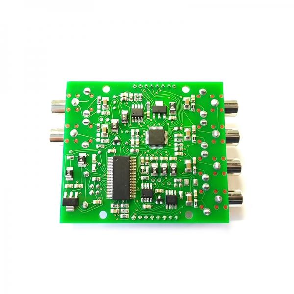 DSP процессор для цифровой обработки звука на базе ADAU1701