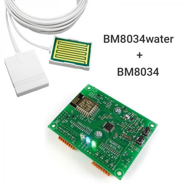 Устройство для сбора и передачи данных + Датчик протечки воды универсальный