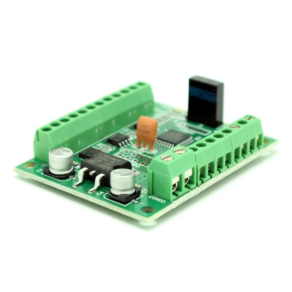 10-ти канальный модуль беспроводного управления на ИК-лучах.