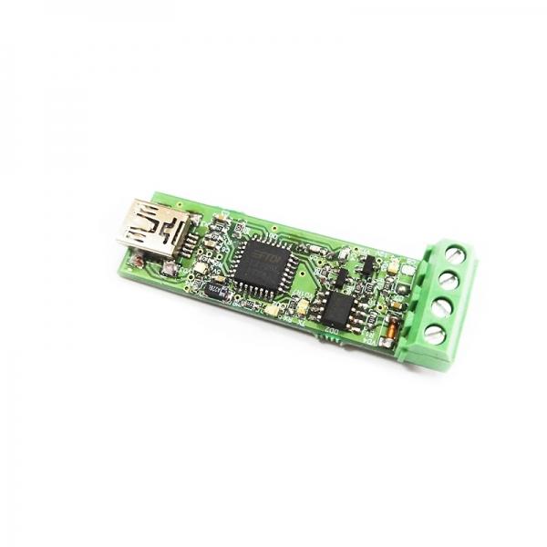 Автомобильный USB адаптер K-L-линии универсальный.