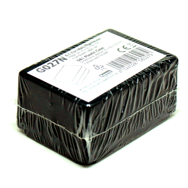 Корпус пластиковый 72х50х35 мм