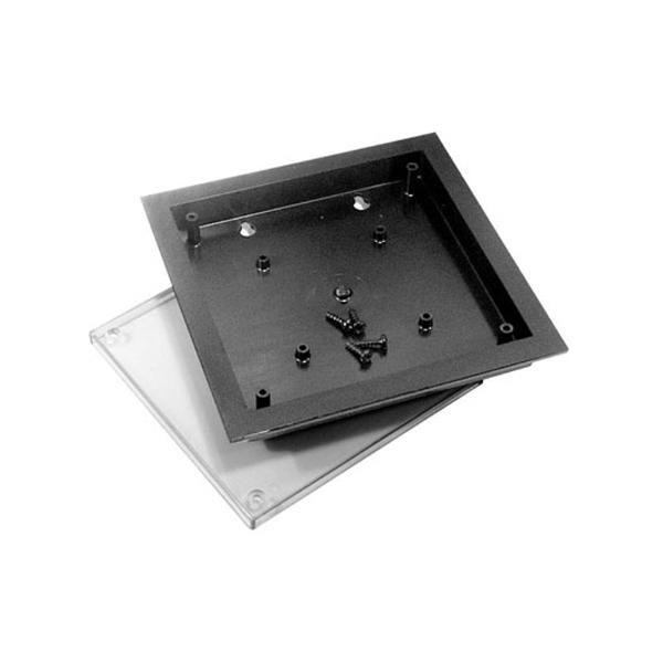 Корпус для дисплея 130х130х17 мм