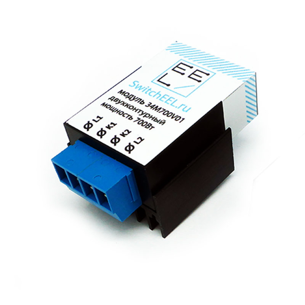 Bluetooth модуль для управления освещением, 2 канала