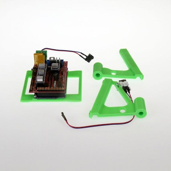 Модульный 3D принтер-конструктор 3D-СТАРТ без блока питания
