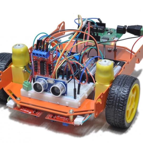 Конструктор «Программируемые контроллеры Arduino». Стартовый набор. Уровень №2