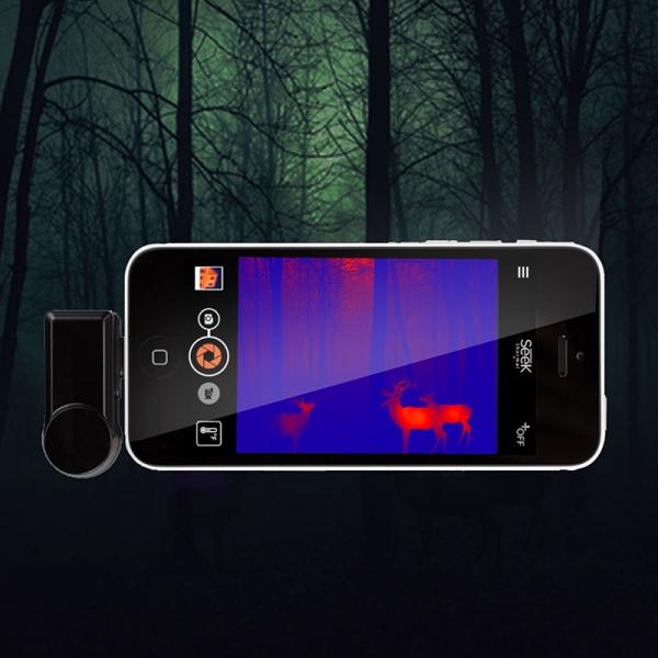 Мобильный тепловизор Seek Thermal (для iOS)