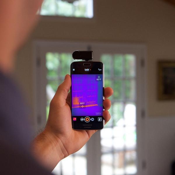Мобильный тепловизор Seek Thermal (для Android)