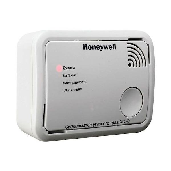 Детектор угарного газа Honeywell XC70