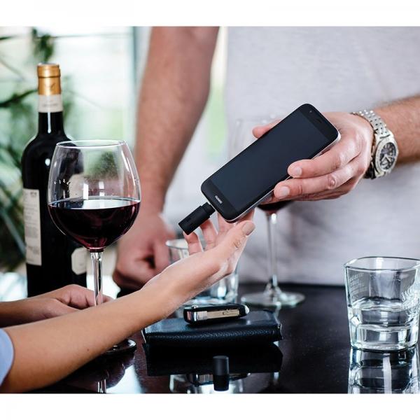 Мобильный Алкотестер DrinkMate (для Android)