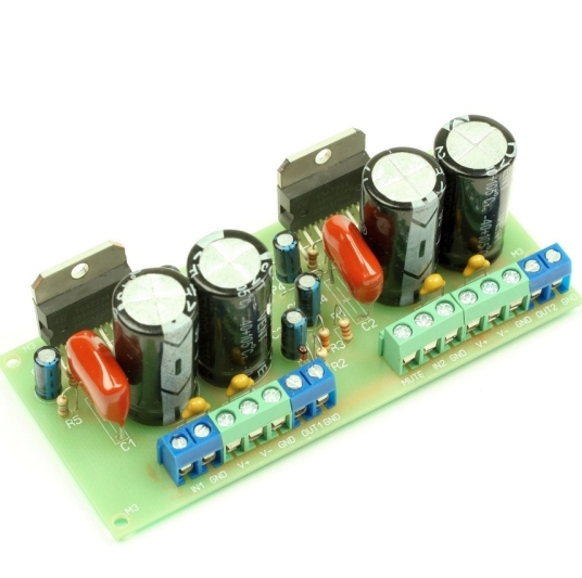 Новый набор для для пайки оконечного усилителя НЧ 70Вт/150Вт