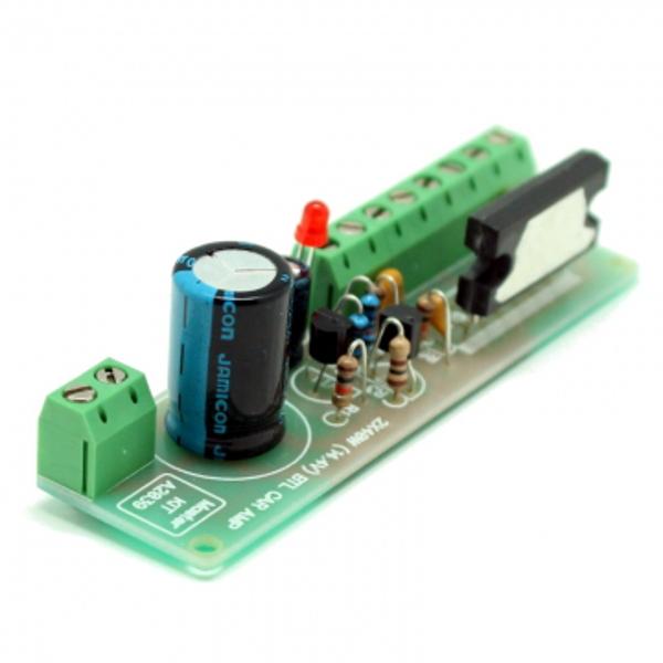 Набор для сборки усилителя НЧ 2х40Вт (TDA8560/ TDA8563)