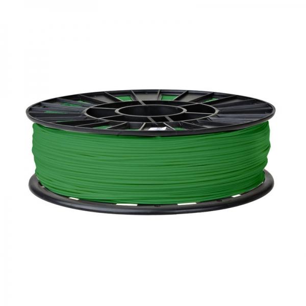 PLA катушка 1.75мм, 1кг Пластик для 3D печати. Зелёный
