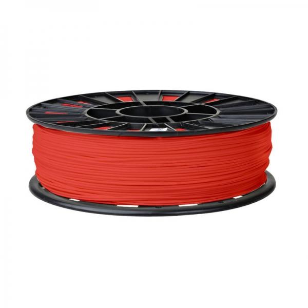 ABS катушка 1.75мм, 1кг Пластик для 3D печати. Красный