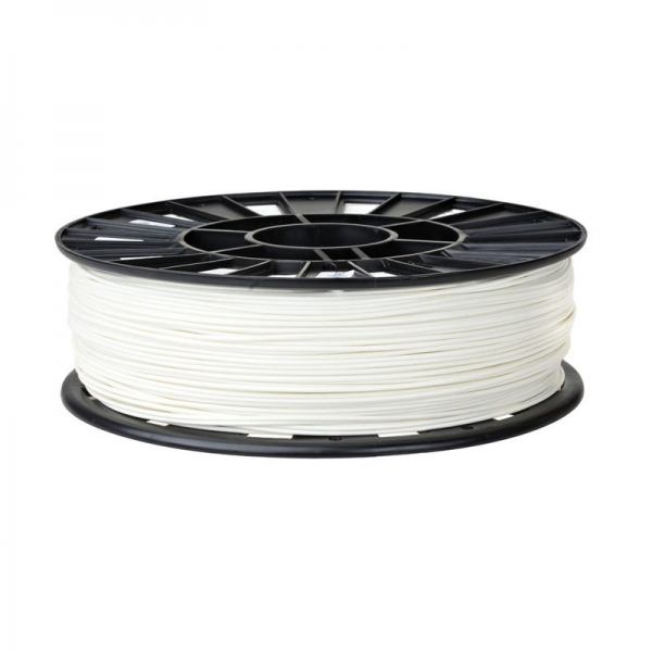 PLA катушка 1.75мм, 1кг Пластик для 3D печати. Белый