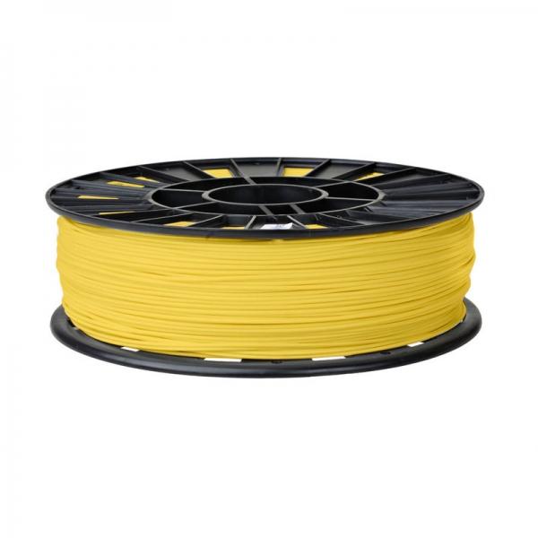 PLA катушка 1.75мм, 1кг Пластик для 3D печати. Желтый