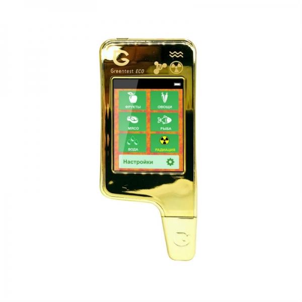 Нитратомер, измеритель жёсткости воды, дозиметр Greentest ECO5 Gold