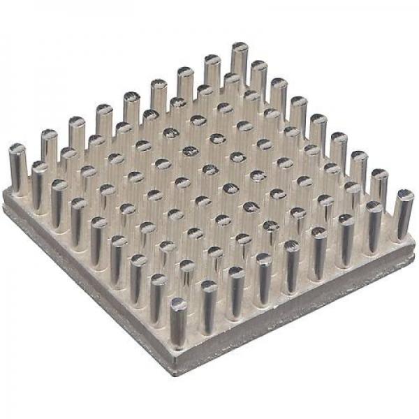 Радиатор ICK S 32x32x10 (эф. площадь 100 см2, алюминий)