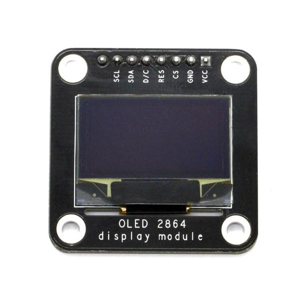 OLED дисплей
