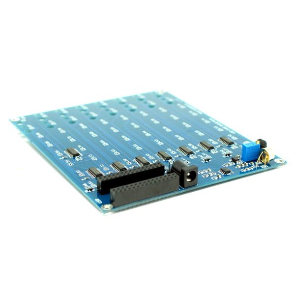 Плата управления для светодиодного куба 8х8х8. Для Arduino Nano.