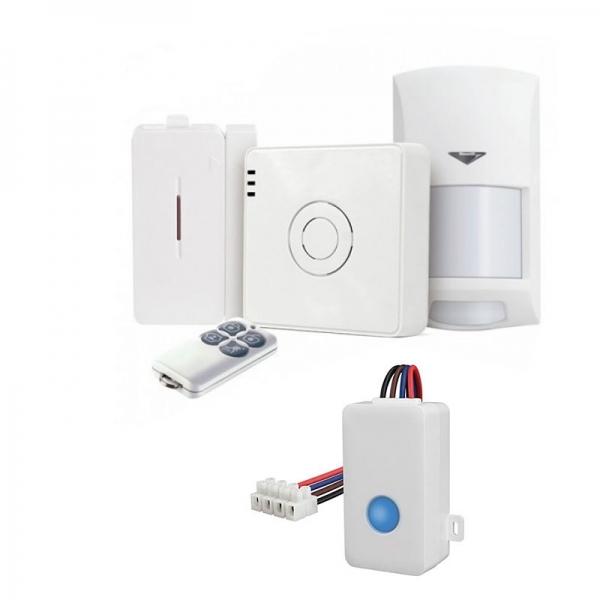 Wi-Fi система охраны + Wi-Fi модуль управления электроприборами