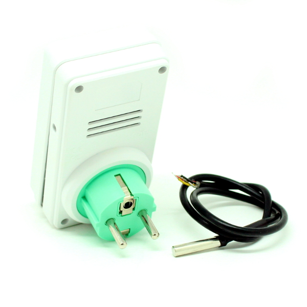 Термостат/таймер для OC Android (одно реле до 2 кВт 10А)