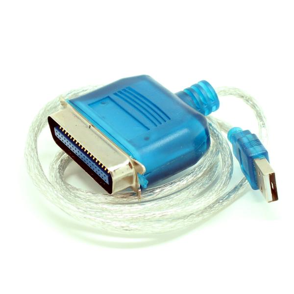 Переходник USB – LPT