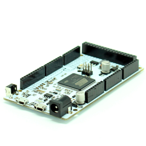Freaduino DUE, 3.3В, AT91SAM3X8E ARM Cortex-M3, 84 МГц