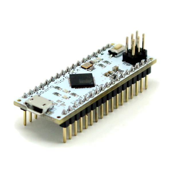Freaduino Micro, 3.3В/5В, ATMEGA32U4, 16 МГц