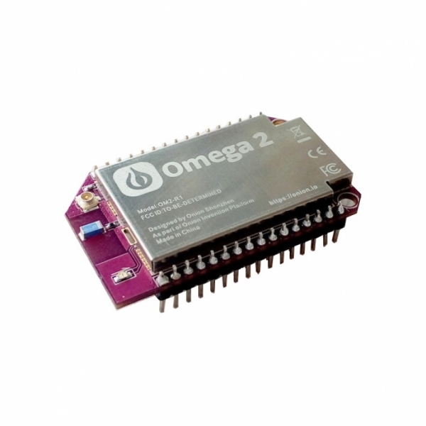 Микрокомпьютер Omega 2 Plus
