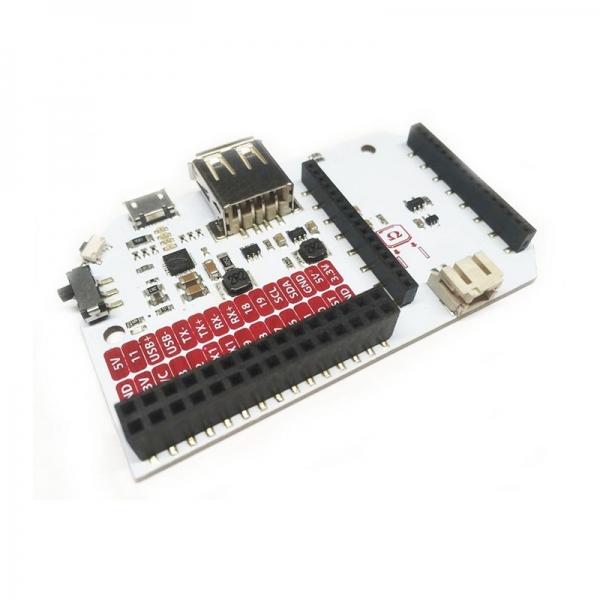 Onion Power Dock 2, платформа для Omega 2, совместимая с Arduino