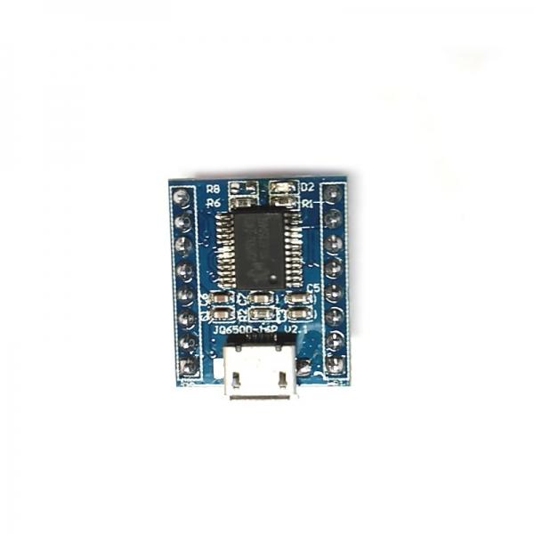 Модуль воспроизведения MP3 файлов на базе аппаратного декодера JQ6500