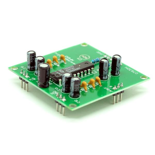 Hi-Fi аудиопроцессор (TDA8425), Расширение для ARDUINO