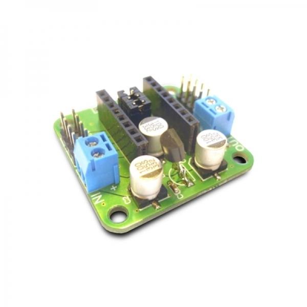 Универсальный модуль подключения драйвера шагового двигателя