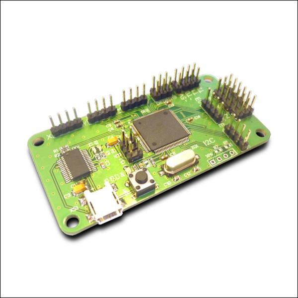 Модуль управления 3D принтерами