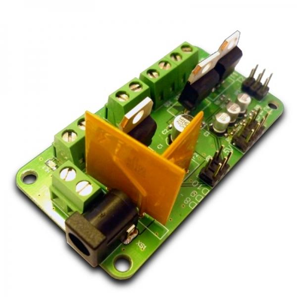 Силовой модуль для 3D принтера