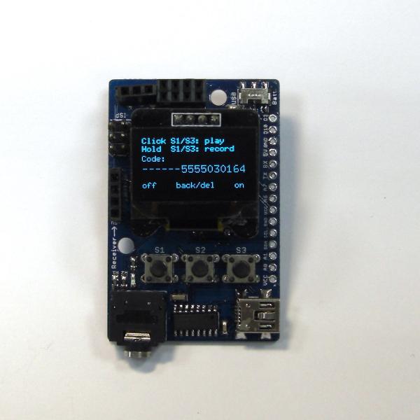 RFToy - Универсальный, Ардуино совместимый радиомодуль