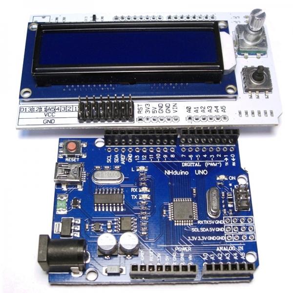 LCD модуль для Ардуино