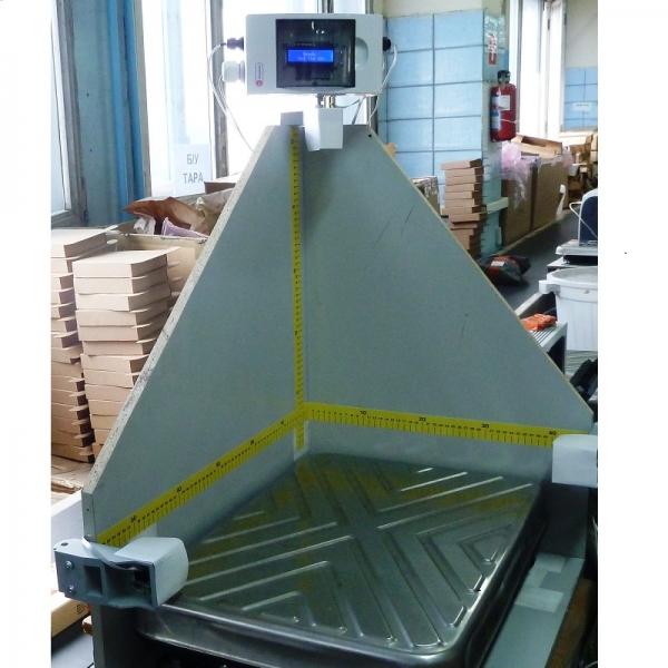 Автоматический измеритель размера упаковки