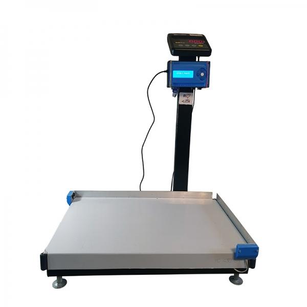 Автоматический сканер размера упаковки и веса