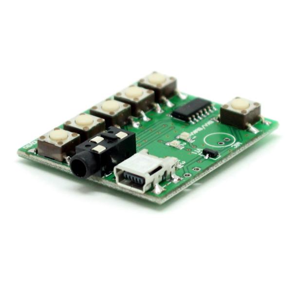 Портативный Bluetooth аудио-модуль