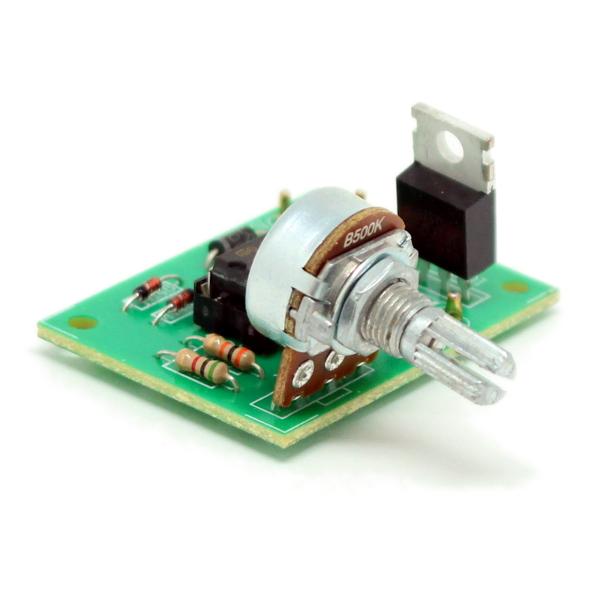 Управление двигателями постоянного тока. Часть 2