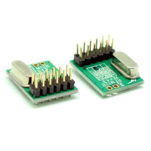 Беспроводные модули 433,92 МГц на базе чипа RFM12B