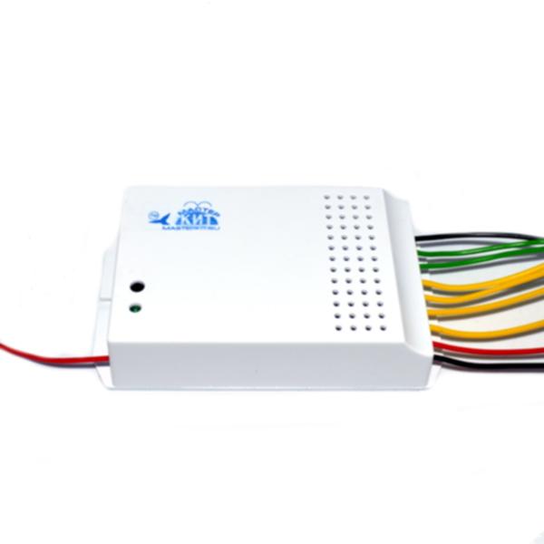 Двухканальный приемник 433МГц с обратной связью
