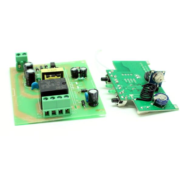Умный дом. Мастер управления беспроводными модулями на 433 МГц. Для ОС Android. (MP3302)