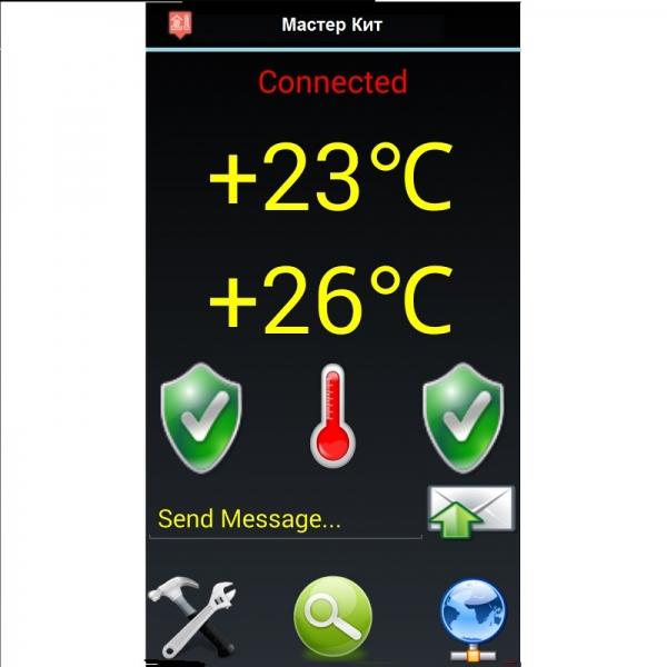 интернет-термометр
