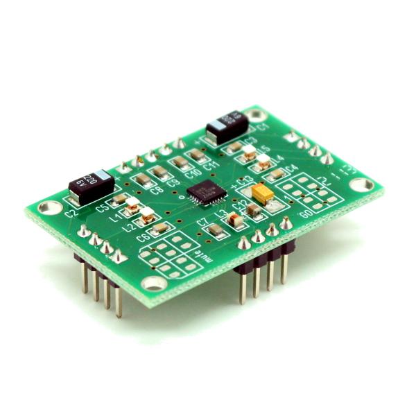 Сверхэкономичный стереофонический цифровой усилитель «D»-класса 2 х 2,2 Вт (TPA2012D)